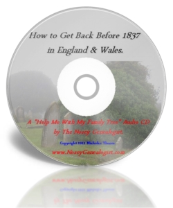 Getting Back Before 1837 Audio CD