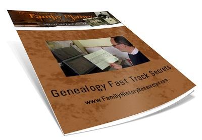 Genealogy Fast Track Secrets